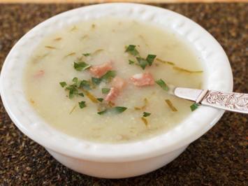 Rezept: Suppen: Oma's klassische KARTOFFELSUPPE