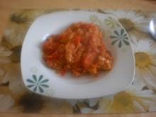 Hähnchen-Reis-Topf mit Chorizo - Rezept