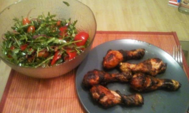 Ruc zuck Gri -Pa -To - Salat - Rezept - Bild Nr. 3