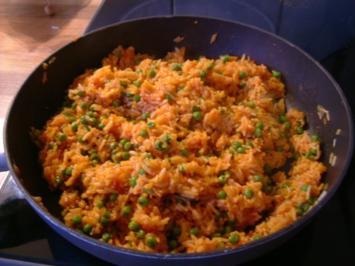 Djuvec Reis schnell gemacht! - Rezept