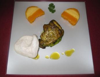 Mango-Fischterrine - Rezept