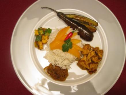 Chicken-Curry - Rezept