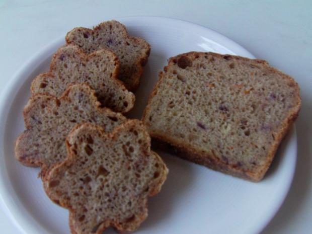 Kraut und Rüben Brot - Rezept - Bild Nr. 2