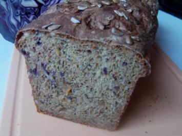 Rezept: Kraut und Rüben Brot