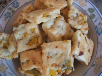 Pikantes Backen: Blätterteig-Snack - Rezept - Bild Nr. 8