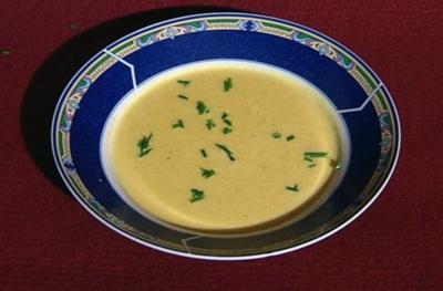 Potage de légumes - Gemüsesuppe (Vincent Raven) - Rezept