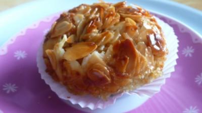Bienenstich-Muffins - Rezept