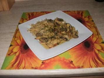 Schnelles Hähnchenbrust -Geschnetzeltes - Rezept