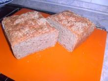Dinkel-Sesam-Brot - Rezept
