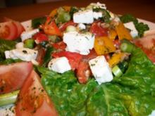 Griechischer Salat aller Andy - Rezept