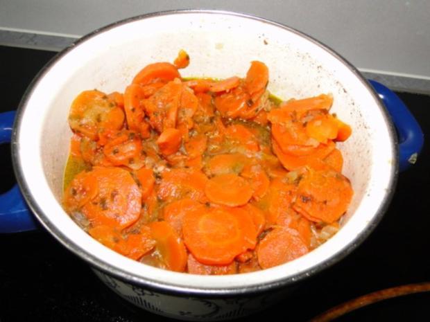 Frikadellen mit schwarzem Sesam und Chiliflocken - Rezept - Bild Nr. 6