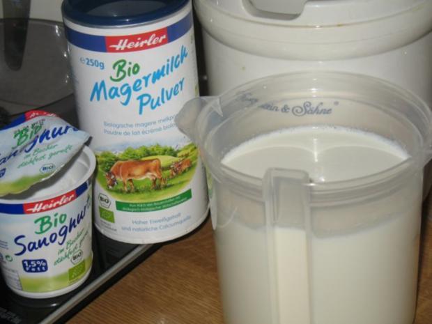Basics - Naturjoghurt - selbst hergestellt - Rezept - Bild Nr. 19