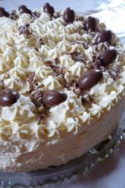Kirsch-Baileys-Torte - Rezept
