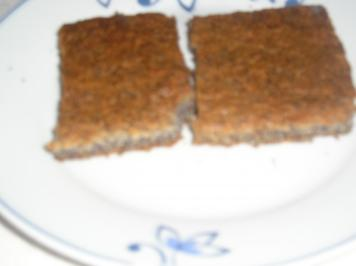 Lore`s Mohnkuchen - Rezept