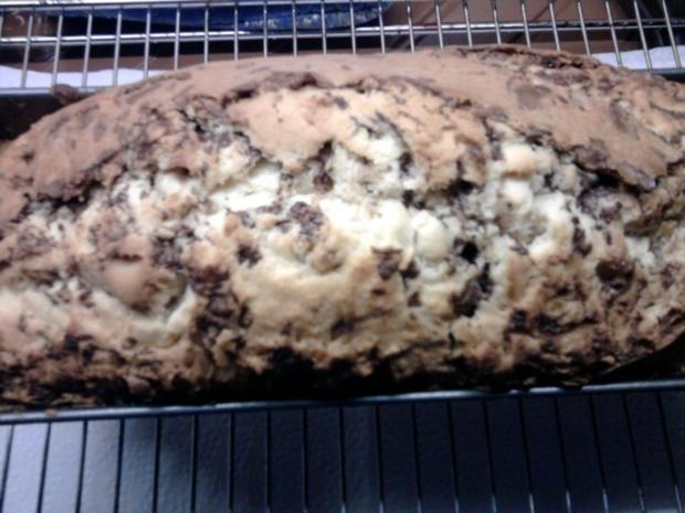 Stracciatella-Kuchen - Rezept - Bild Nr. 5