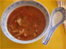 Chinesische Tomatensuppe - Rezept