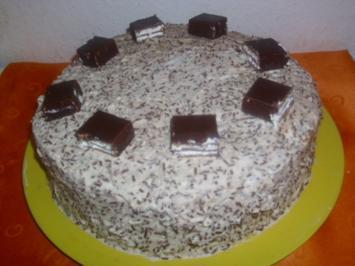 Kinderpingui-Torte - Rezept