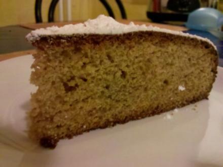 Kuchen: Maronen-Akazienhonigkuchen - Rezept