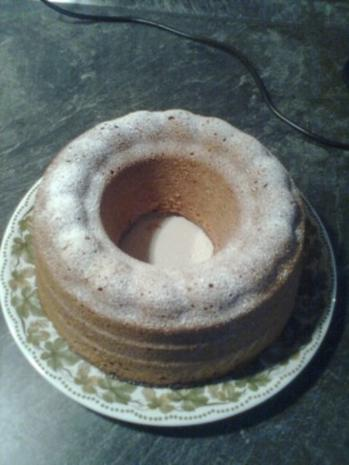 Schneller Geburtags - Nuss Kuchen - Rezept
