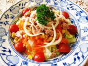 Großer Salatteller ... - Rezept