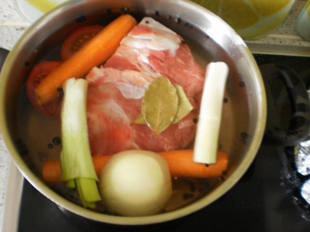 Russische Rindfleischsuppe - Rezept - Bild Nr. 3