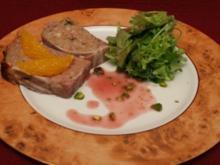 Paté aus dem Wald (Waldterrine) - Rezept