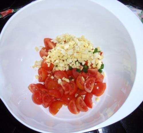 Fisch-Gemüse aus dem Backofen mit Basmati-Reis - Rezept - Bild Nr. 5