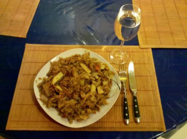 Fisch: Asiatisch-arabische Fischpfanne - Rezept - Bild Nr. 11