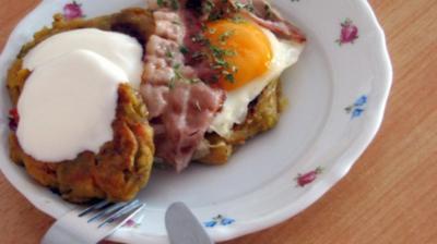 Kartoffelbratlinge - Rezept