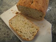 Brot/Brötchen: Toastbrot mit Pesto - Rezept - Bild Nr. 3