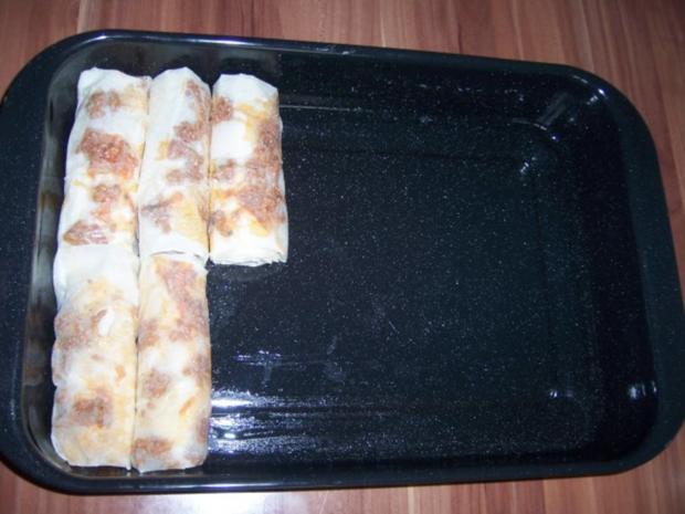 """Cannelloni """"mal auf serbisch"""" :) - Rezept - Bild Nr. 8"""