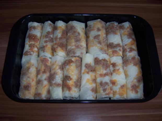 """Cannelloni """"mal auf serbisch"""" :) - Rezept - Bild Nr. 9"""
