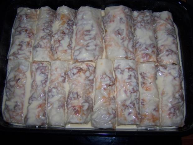 """Cannelloni """"mal auf serbisch"""" :) - Rezept - Bild Nr. 10"""