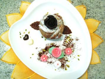 Eielikör-Mohn-Muffins - Rezept