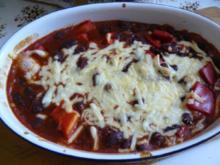 schnelles Chilli vegetarisch - Rezept