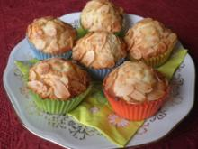 Apfel - Muffins - Rezept