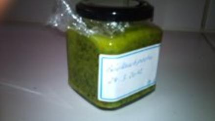 pesto/    bärlauchpesto - Rezept