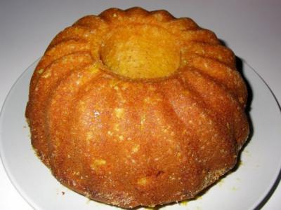 Orangen-Kuchen - Rezept