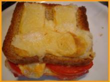 "Toast ""Croque Monsieur"" - Rezept"