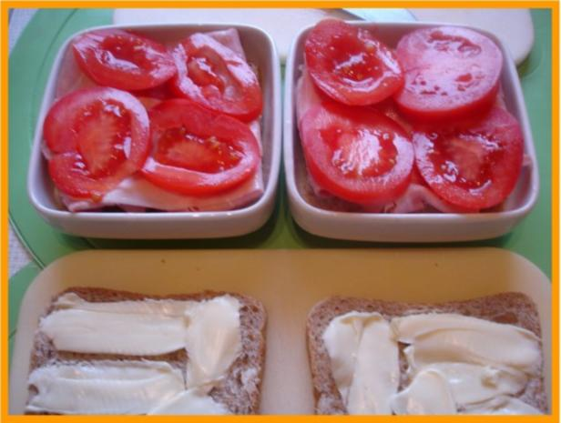 "Toast ""Croque Monsieur"" - Rezept - Bild Nr. 4"