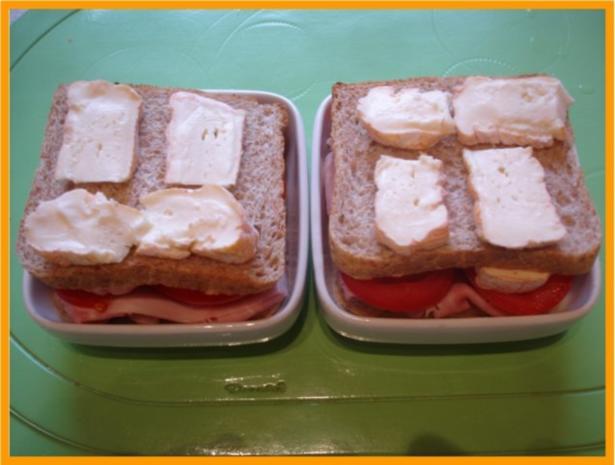 "Toast ""Croque Monsieur"" - Rezept - Bild Nr. 6"