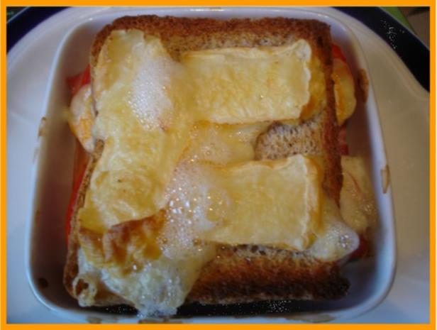 "Toast ""Croque Monsieur"" - Rezept - Bild Nr. 8"