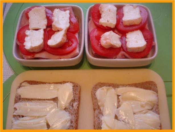 "Toast ""Croque Monsieur"" - Rezept - Bild Nr. 5"