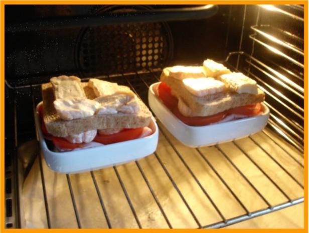 "Toast ""Croque Monsieur"" - Rezept - Bild Nr. 7"