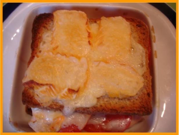 "Toast ""Croque Monsieur"" - Rezept - Bild Nr. 9"
