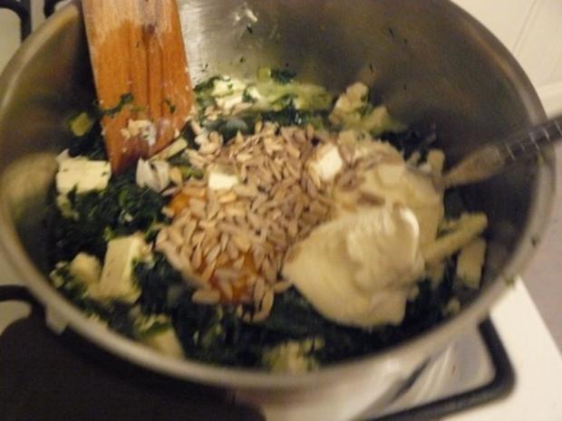 Herzhafte Spinattorte Mit Blatterteig Vegetarisch Rezept Kochbar De