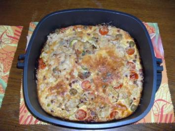 Reis-Tortilla - Rezept