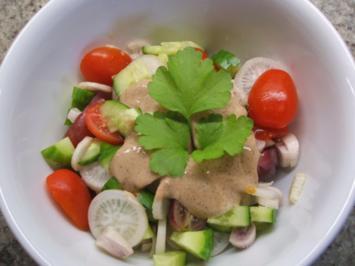 Salate: Frühlingssalat - Rezept