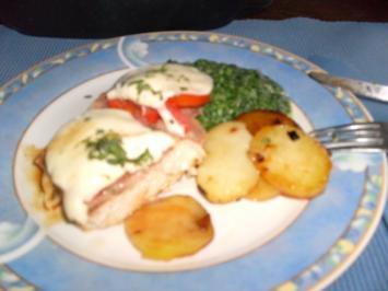 Volaille-Steaks italien - Rezept