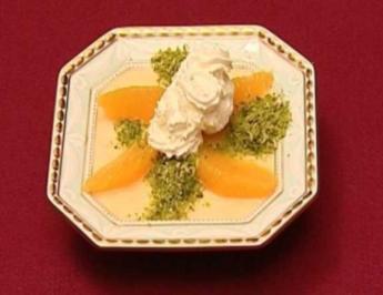 Orangencreme (Ursula Heyer) - Rezept
